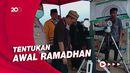 Sambut Ramadhan, Kemenag Tasik Pantau Hilal di Pantai Pangandaran