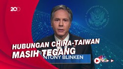 AS Peringatkan Tindakan Agresif China ke Taiwan