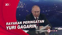 Putin Mau Rusia Pertahankan Status Kekuatan Nuklir-Antariksa Dunia