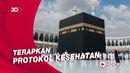 Melihat Salat Subuh Pertama Bulan Ramadhan di Mekkah
