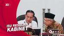 Ali Ngabalin: InsyaAllah Reshuffle Kabinet Pekan Ini!