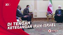 Pejabat Rusia Temui Presiden Iran