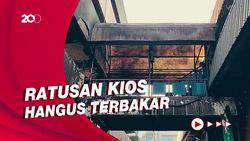 Pasar Minggu Terbakar, Pemkot Jaksel Akan Relokasi Pedagang