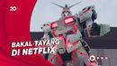 Siap-siap! Gundam Bakal Hadir dalam Versi Film Live Action
