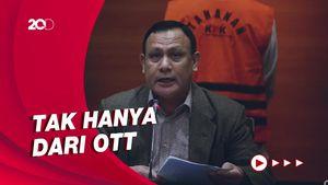 Firli Bahuri Ungkap KPK Telah Tangkap 1.552 Orang karena Korupsi