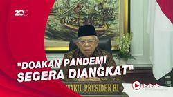Maruf Ucapkan Selamat Ramadhan: Semoga Kita Bangkit dari Pandemi!