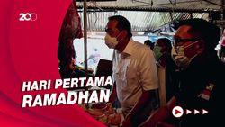Mendag-RK Cek Harga Bahan Pokok di Bandung