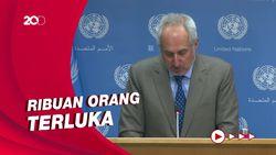 PBB: 707 Orang Terbunuh Sejak Militer Kuasai Myanmar