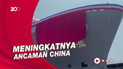 Taiwan Pamer Kapal Perang Amfibi Terbaru untuk Perkuat AL