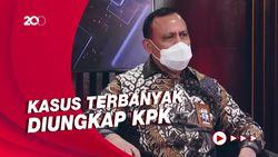 KPK: Praktik Jual Beli Jabatan Kita Sikat!