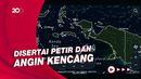 Bibit Siklon Tropis 94W, Waspada Hujan Lebat di Kalimantan-Papua!