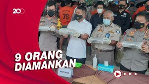 Polisi Gagalkan Penyelundupan Benih Lobster Senilai Rp 25 M ke Singapura
