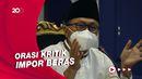 Zulhas Kritik Impor Beras di Tengah Isu Reshuffle