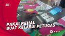 Pengedar di Cianjur Diciduk, Pakai Rehal Al-Quran Buat Selundupkan Sabu