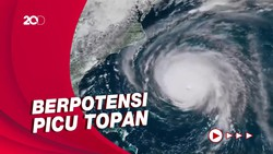 Habis Siklon Seroja, BMKG Ingatkan Bahaya Surigae