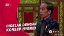 Jokowi Buka Gelaran IIMS 2021 dari Istana Negara