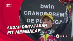 Melihat Persiapan Marc Marquez Jelang Comeback di MotoGP Portugal