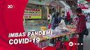 Curahan Hati Pedagang Takjil di Masjid Agung Sunda Kelapa Jakpus