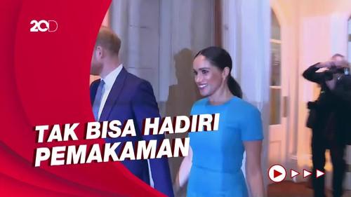 Meghan Markle Buat Penghormatan Pribadi untuk Pangeran Philip