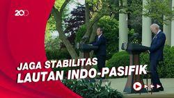 Jepang-AS Pertegas Aliansi Lawan Pendudukan China di Lautan Indo-Pasifik