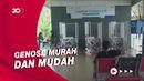 Layanan Genose Covid-19 di Bandara Jambi Kini Jadi Pilihan Masyarakat
