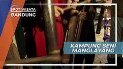 Kesenian Angklung Buncis Manglayang Bandung Jawa Barat