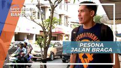 Aroma Tempo Dulu Jalan Braga Bandung Jawa Barat