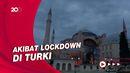 Turki Terapkan Lockdown, Hagia Sophia Bak Mati Suri di Bulan Ramadhan