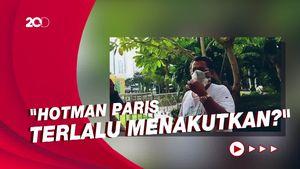 Reaksi Hotman Paris soal Diminta Mundur Jadi Pengacara Desiree