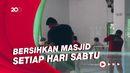 Unik! Ada Komunitas Bersih Bersih Masjid di Parepare