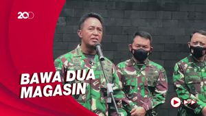 KSAD Sebut Prajurit TNI yang Membelot ke KKB Bawa Amunisi