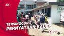Warga Geruduk dan Segel Kantor Desa di Cianjur