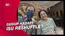 Unggah Foto Bareng Megawati, Nadiem Dinilai Sedang Dag-Dig-Dug