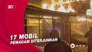 Kebakaran di Kembangan Jakbar, Diduga dari Bakaran Serbuk Kayu