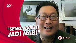 Jozeph Paul Zhang: Tak Ada Undang-undang Melarang Jadi Nabi