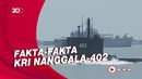 Ini Spesifikasi Kapal Selam Nanggala-402 yang Hilang di Bali