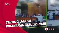 Momen Habib Rizieq Emosi, Debat Jaksa Usai Dituding Arahkan Saksi
