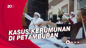 Kala Hakim Melerai Ribut-ribut Rizieq Vs Jaksa di Persidangan