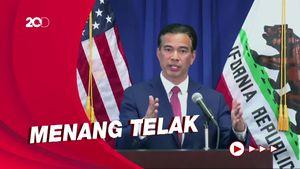 Sah! Rob Bunta Jadi Jaksa Agung Keturunan Asia di California AS