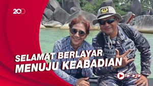 Duka Prabowo-Susi Pudjiastuti Atas Gugurnya Awak KRI Nanggala-402