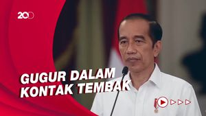 Jokowi Berduka, Kabinda Papua Gugur Ditembak KKB Naik Pangkat