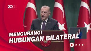 Erdogan Kecewa Pernyataan Biden soal Ottoman Genosida Armenia