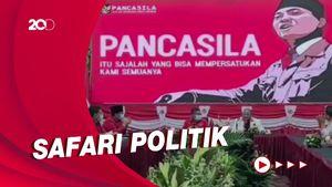Petinggi PKS Bertamu ke DPP PDI, Pertemuan Berlangsung Tertutup!