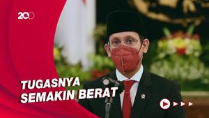 Nadiem Jadi Mendikbud-Ristek, PKS Singgung Kontroversi Kamus Sejarah