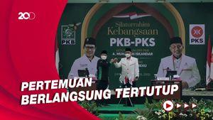Presiden PKS Ahmad Syaikhu Bertemu Cak Imin, Bahas Apa?