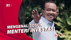 Bahlil Lahadalia: Dari Sopir Angkot, Kepala BKPM, Kini Menteri Investasi