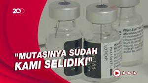 Bos BioNTech Pede Vaksin Pfizer Bisa Lawan Varian Corona India