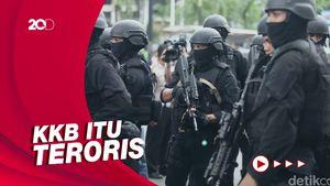 Polri Libatkan Densus 88 untuk Tumpas KKB Papua