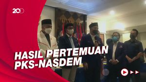 PKS-NasDem Sepakat Ingin Akhiri Polarisasi Politik