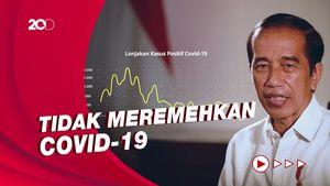 Jokowi Minta Gubernur-Walkot Larang Warga Mudik